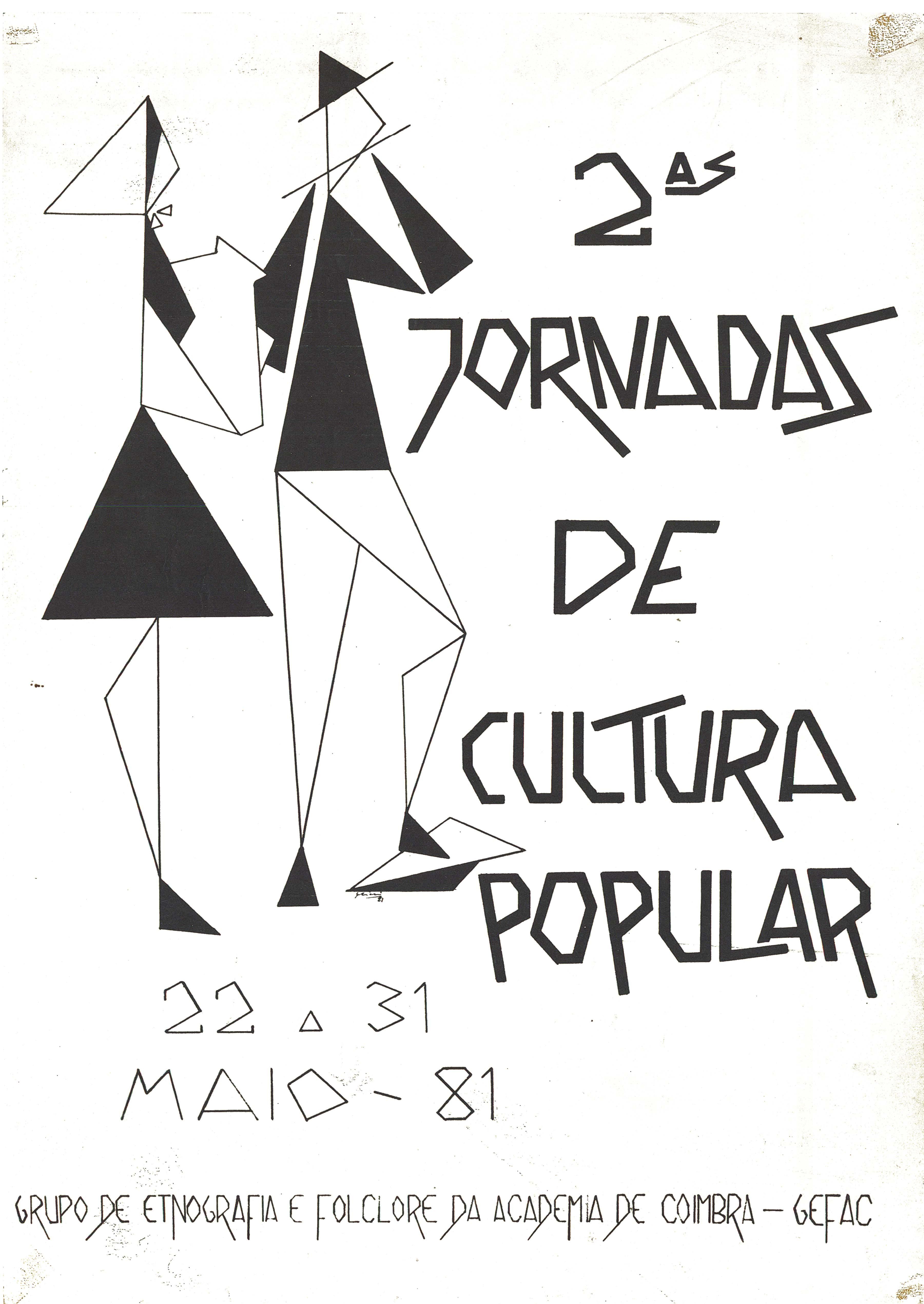 1981_05_22 a 31 _ II Jornadas de Cultura Popular
